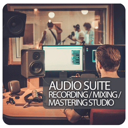 Recording Studio, Audio Post Production, Voiceover Recording